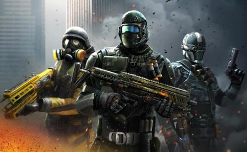 Modern Combat 5: Blackout disponible ya en Android